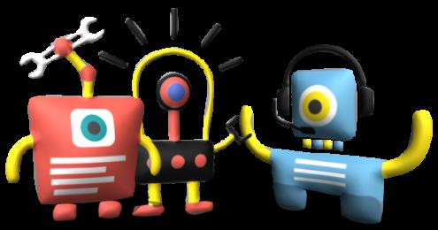 Robot_trio